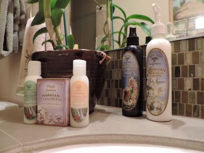 complementary bath products